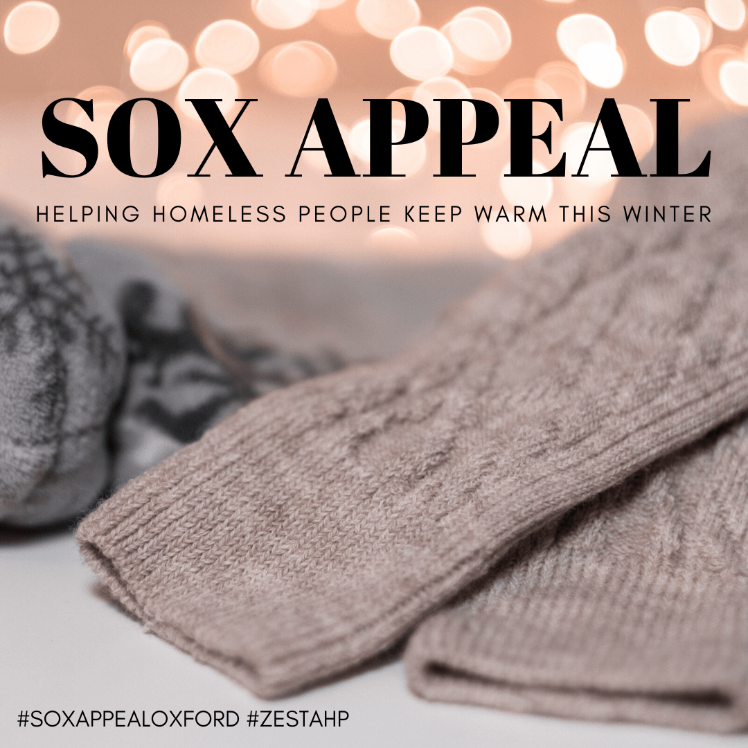 Sox Appeal Oxford